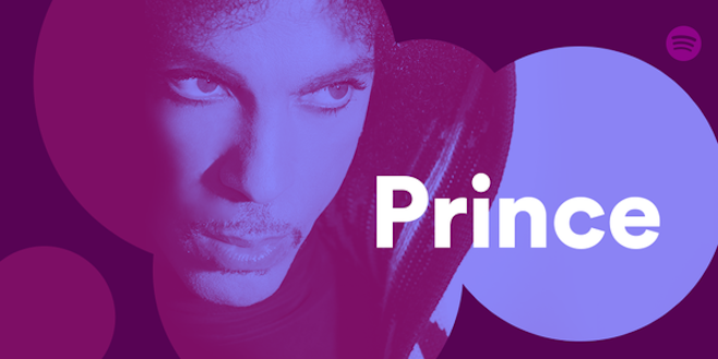 prince spotify